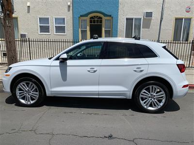 2018 Audi Q5 Lease In Los Angeles Ca Swapalease