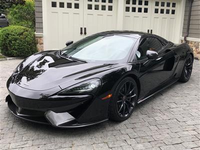 2018 McLaren 570S Spider lease in Hidden Hills,CA - Swapalease.com
