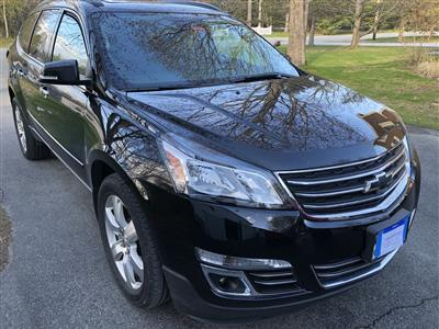 2017 Chevrolet Traverse lease in Brewer,ME - Swapalease.com