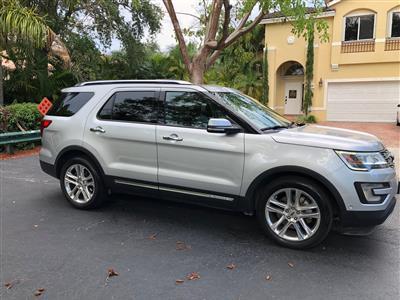 2017 Ford Explorer lease in Doral,FL - Swapalease.com