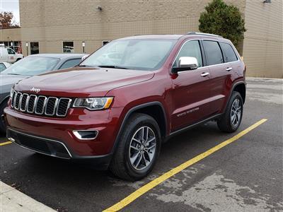 2018 Jeep Grand Cherokee lease in Canton,MI - Swapalease.com