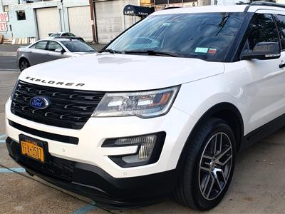Ford Explorer 2017 Lease >> Ford Explorer Lease Deals In New York Swapalease Com