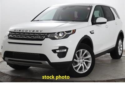 2017 Land Rover Discovery Sport lease in Lido Beach,NY - Swapalease.com