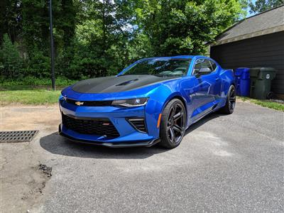 2018 Chevrolet Camaro lease in Greenville ,SC - Swapalease.com