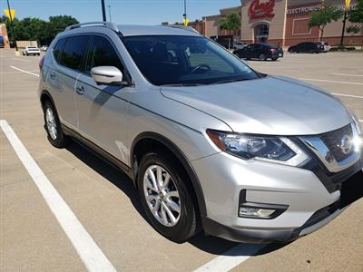 2017 Nissan Rogue lease in Arlington,TX - Swapalease.com