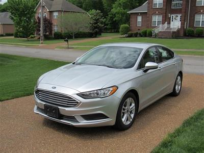2018 Ford Fusion lease in Hendersonville,TN - Swapalease.com