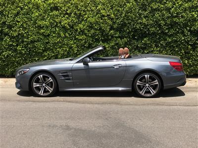 2017 Mercedes-Benz SL Roadster lease in Palm Springs,CA - Swapalease.com