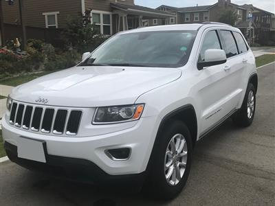 2016 Jeep Grand Cherokee lease in Ventura,CA - Swapalease.com