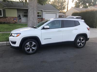 2018 Jeep Compass lease in Van Nuys,CA - Swapalease.com