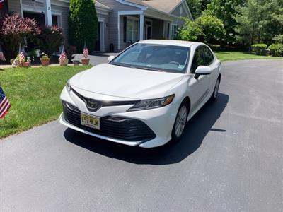 2018 Toyota Camry lease in Lakewood,NJ - Swapalease.com