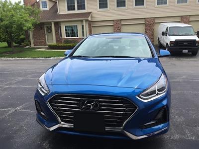 2018 Hyundai Sonata lease in Aurora,IL - Swapalease.com