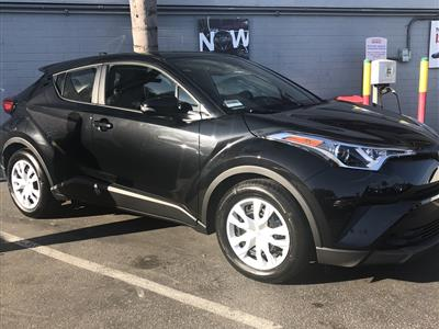 2019 Toyota C-HR lease in Los Angeles,AL - Swapalease.com