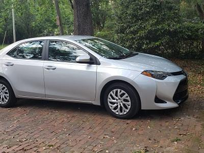 2018 Toyota Corolla lease in Tallahassee,FL - Swapalease.com