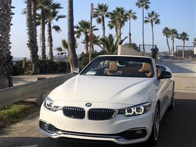 2019 BMW 4 Series lease in SAN DIEGO,CA - Swapalease.com