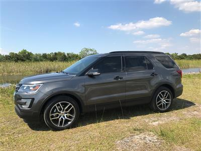 2017 Ford Explorer lease in Coconut Creek,FL - Swapalease.com