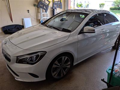 2019 Mercedes-Benz CLA Coupe lease in Wesley Chapel,FL - Swapalease.com
