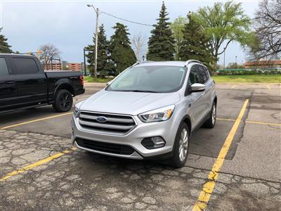 2017 Ford Escape lease in Dearborn,MI - Swapalease.com