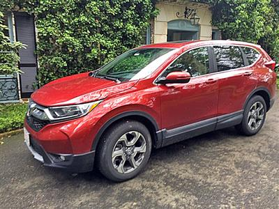 2018 Honda CR-V lease in WILLIAMSTOWN,MA - Swapalease.com