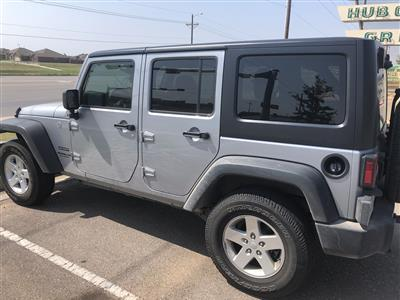 2016 Jeep Wrangler Unlimited lease in Seagraves,TX - Swapalease.com