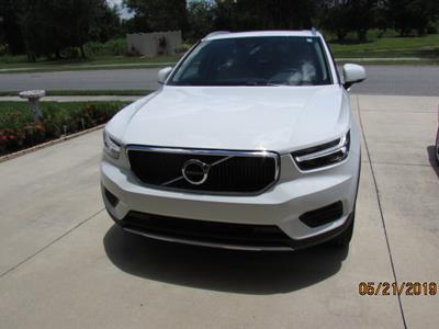 2019 Volvo XC40 lease in Parrish,FL - Swapalease.com