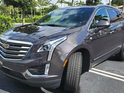 2018 Cadillac XT5 lease in Lighthouse point,FL - Swapalease.com