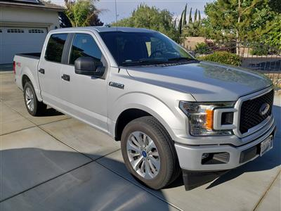 2018 Ford F-150 lease in Palmdale,CA - Swapalease.com