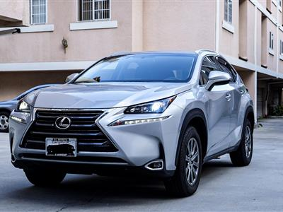 2017 Lexus NX 200t lease in South el Monte,CA - Swapalease.com