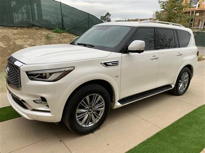 2018 Infiniti QX80 lease in LADERA RANCH,CA - Swapalease.com