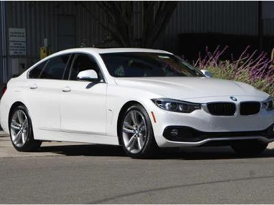 2019 BMW 4 Series lease in Mountian View,CA - Swapalease.com