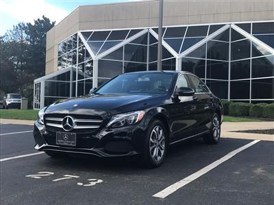 2017 Mercedes-Benz C-Class lease in columbus,OH - Swapalease.com
