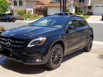 2018 Mercedes-Benz GLA SUV lease in Laguna Niguell,CA - Swapalease.com