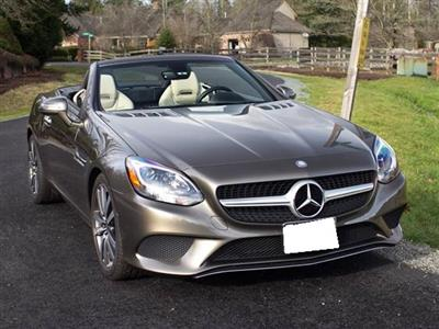 2017 Mercedes-Benz SLC Roadster lease in Woodinville,WA - Swapalease.com