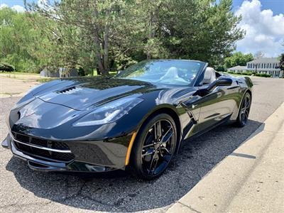 2018 Chevrolet Corvette lease in West Bloomfield,MI - Swapalease.com