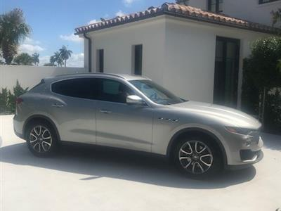 2017 Maserati Levante lease in West Palm Beach,FL - Swapalease.com