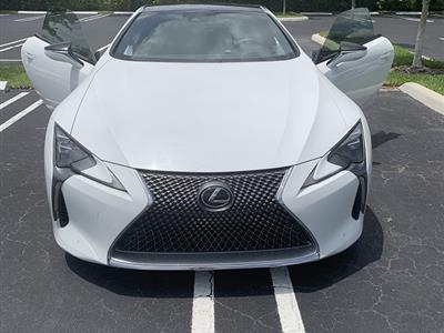 2018 Lexus LC lease in Jupiter,FL - Swapalease.com
