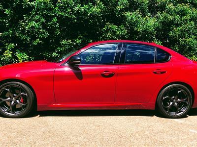 2018 Alfa Romeo Giulia lease in Fort Worth,TX - Swapalease.com