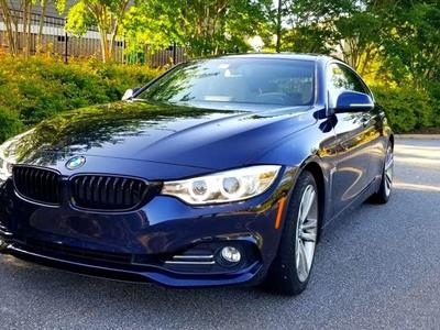 2017 BMW 4 Series lease in Greenville,SC - Swapalease.com