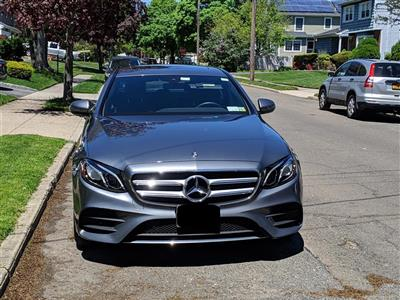2018 Mercedes-Benz E-Class lease in NORTH BELLMORE,NY - Swapalease.com