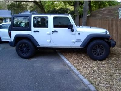 2017 Jeep Wrangler Unlimited lease in smithtown,NY - Swapalease.com
