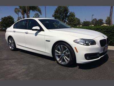 2016 BMW 5 Series lease in Irvine,CA - Swapalease.com