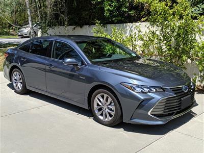 2019 Toyota Avalon Hybrid lease in PASADENA,CA - Swapalease.com