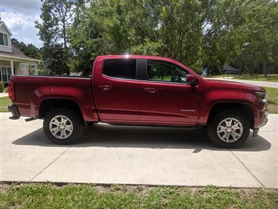 2018 Chevrolet Colorado lease in Alachua,FL - Swapalease.com