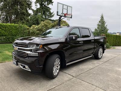 2019 Chevrolet Silverado 1500 lease in Mercer Island,WA - Swapalease.com