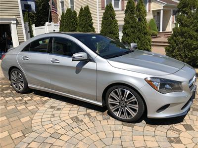 2018 Mercedes-Benz CLA Coupe lease in Bethpage,NY - Swapalease.com