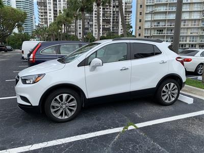 2017 Buick Encore lease in Miami,FL - Swapalease.com