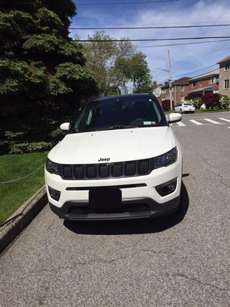 2019 Jeep Compass lease in Bronx, NY