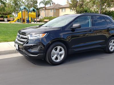 2018 Ford Edge lease in Villa Park,CA - Swapalease.com