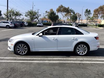 2018 Audi A4 lease in Lawndale,CA - Swapalease.com