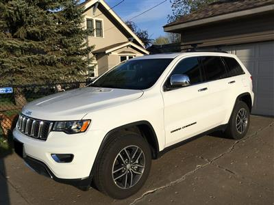 2018 Jeep Grand Cherokee lease in Ironton,MN - Swapalease.com