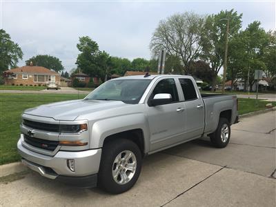 2018 Chevrolet Silverado 1500 lease in Allen Park,MI - Swapalease.com